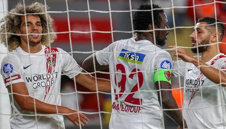 Göztepe 0-2 Hatayspor maç özeti ve golleri