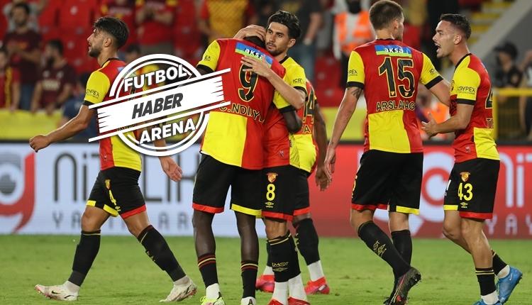 Göztepe 2-1 Başakşehir maç özeti ve golleri (İZLE)