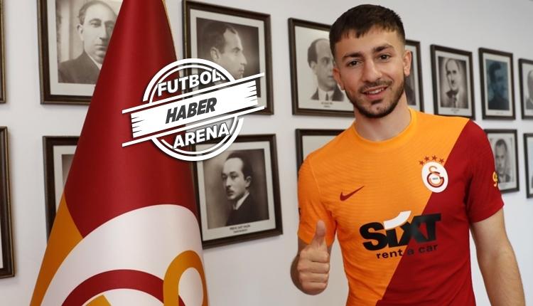 Halil Dervişoğlu resmen Galatasaray'da! 'Evine hoş geldin'