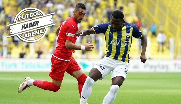 Kadıköy'de Fenerbahçe ile Sivasspor puanları paylaştı (İZLE)