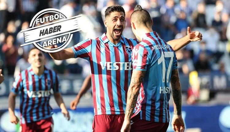 Kasımpaşa 0-1 Trabzonspor maç özeti ve golü (İZLE)