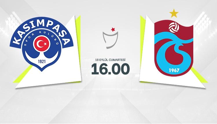 Kasımpaşa-Trabzonspor canlı izle, Kasımpaşa-Trabzonspor şifresiz izle (Kasımpaşa-Trabzonspor beIN Sports canlı ve şifresiz izle)