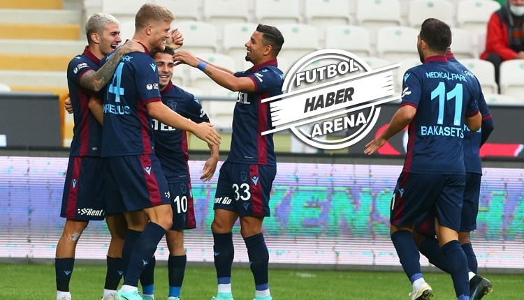 Konyaspor 2-2 Trabzonspor maç özeti ve golleri (İZLE)