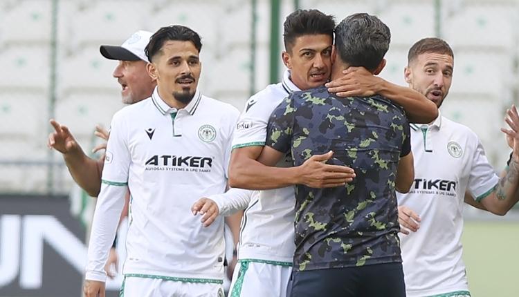 Konyaspor 3-1 Altay maç özeti ve golleri (İZLE)