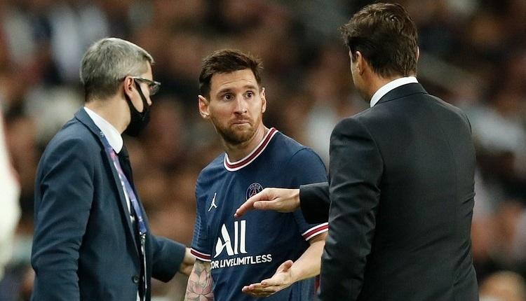 Lionel Messi, PSG'de sıfır çekti