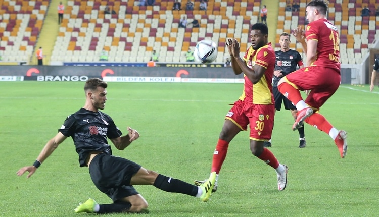 Malatyaspor 0-1 Sivasspor maç özeti ve golü (İZLE)