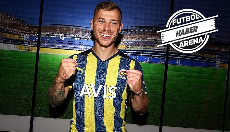 Max Meyer Fenerbahçe'de!