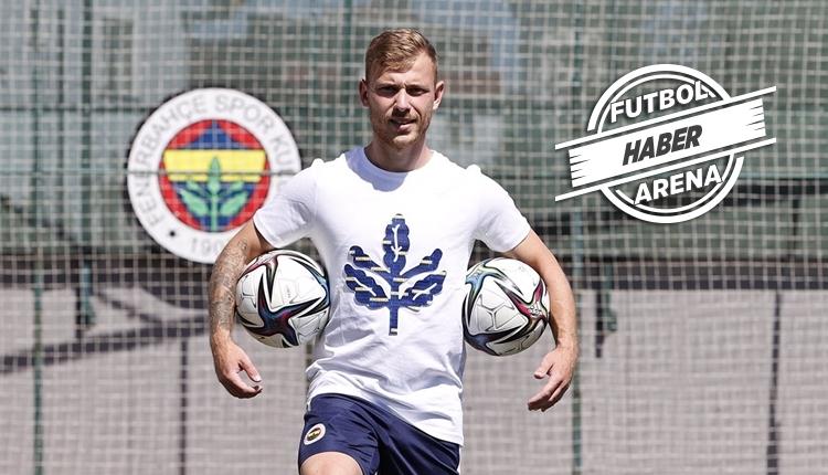 Max Meyer'den Galatasaray yanıtı: 'Fenerbahçe taraftarı çılgın'
