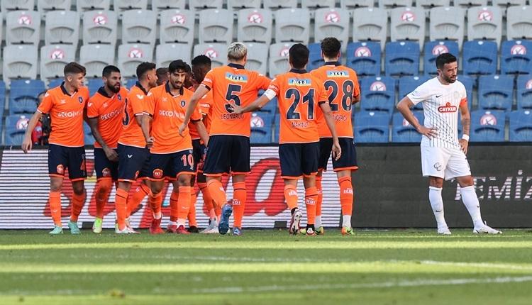 Medipol Başakşehir 3-0 Çaykur Rizespor maç özeti ve golleri (İZLE)