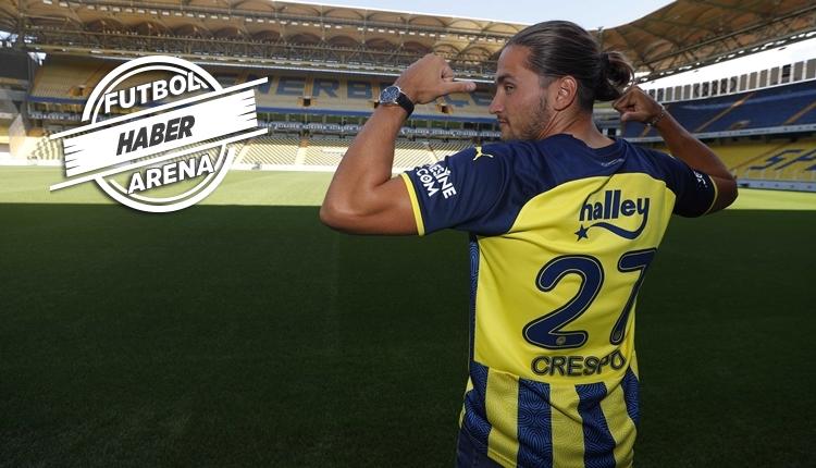 Miguel Crespo, Fenerbahçe'ye 3 yıllık imza attı