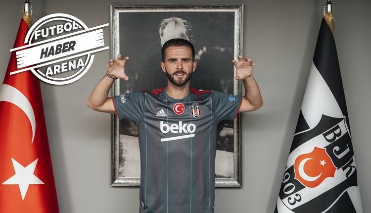 Pjanic'in Beşiktaş hikayesi!