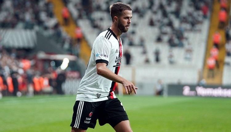 Pjanic'ten Beşiktaş ve Juventus itirafı