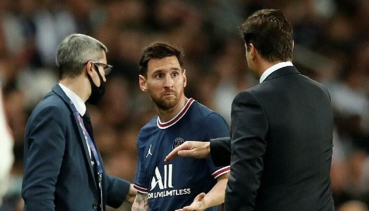 Pochettino'nun Messi'yi oyundan alma sebebi! 'Tedavisi başladı'