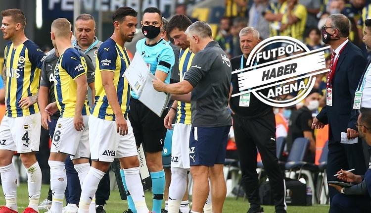 Rıdvan Dilmen'e göre Fenerbahçe'nin problemi