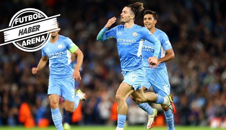 Şampiyonlar Ligi maç sonuçları (Manchester City 6-3 Leipzig maç özeti)