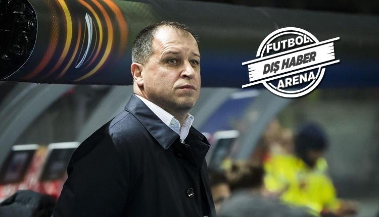 Sheriff'in hocası Vernydub: 'Futbol parayla oynanmaz