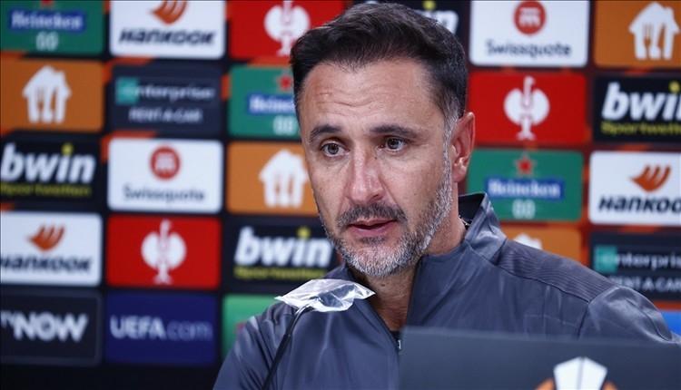 Vitor Pereira'dan Olympiakos açıklaması