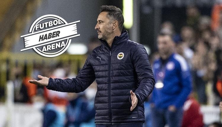Vitor Pereira: 'Böyle bir mağlubiyeti açıklamak zor'