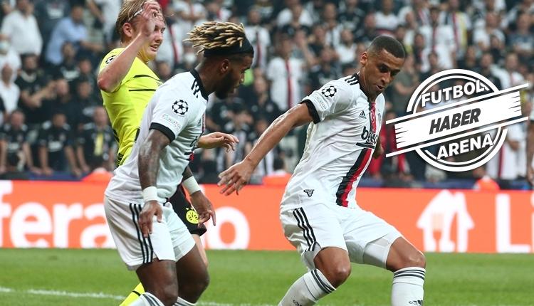 Welinton'un sakatlığı ciddi mi? Beşiktaş'tan açıklama