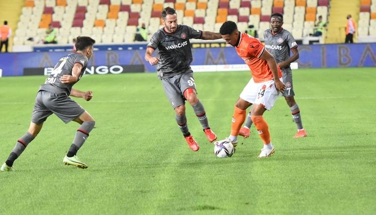 Yeni Malatyaspor 3-4 Fatih Karagümrük maç özeti ve golleri (İZLE)