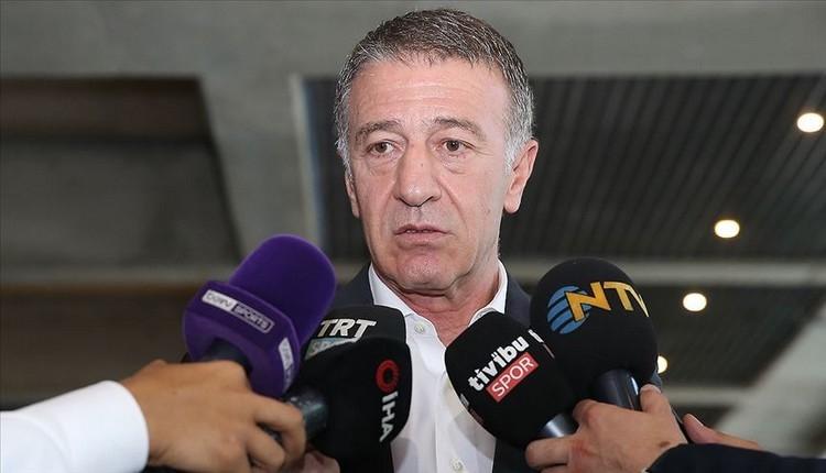 Ahmet Ağaoğlu'ndan Serdar Tatlı açıklaması