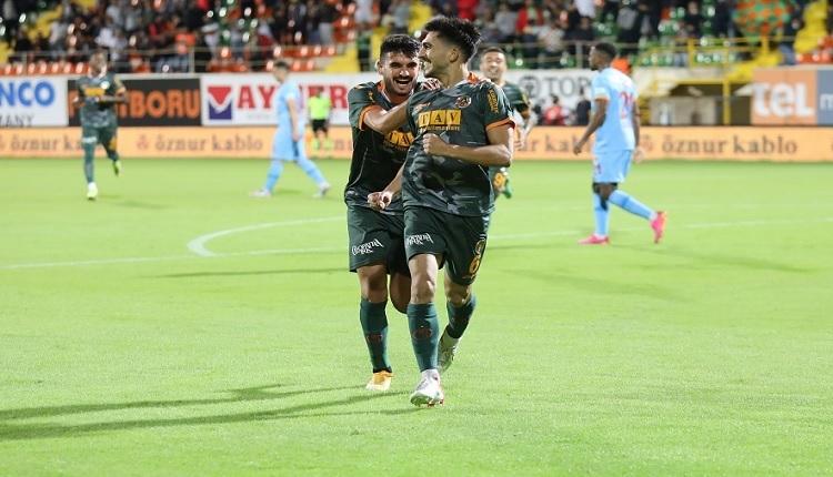 Alanyaspor 6-3 Kayserispor maç özeti ve golleri (İZLE)