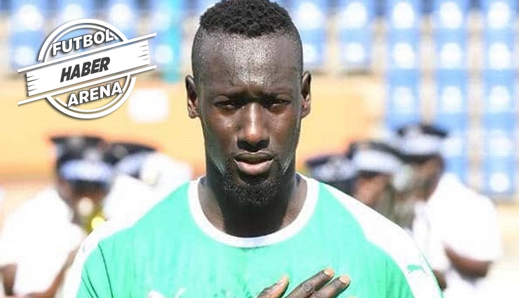Alanyasporlu Diedhiou'dan Senegal'de hat trick