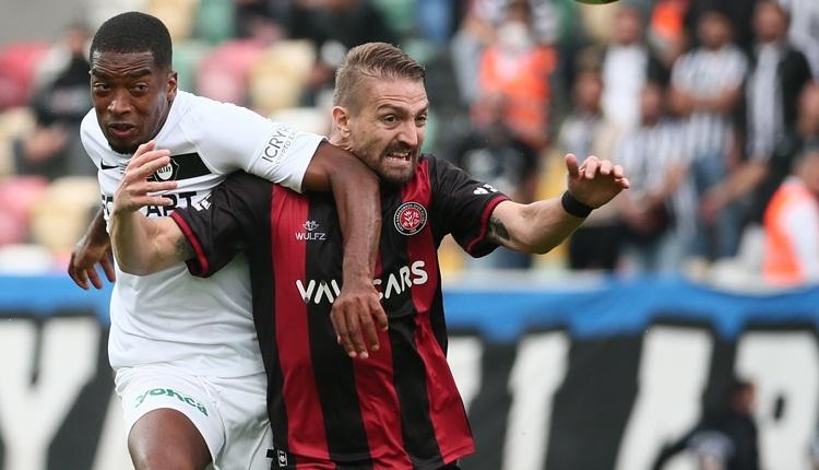 Altay 0-1 Fatih Karagümrük maç özeti ve golü (İZLE)