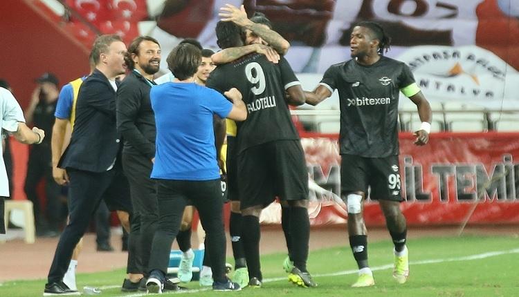 Antalyaspor 1-2 Adana Demirspor maç özeti ve golleri (İZLE)