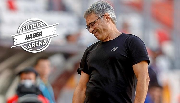 Antalyaspor'da Ersun Yanal ile yollar ayrıldı! 8 haftada 9 ayrılık