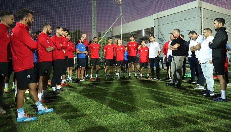 Antalyaspor'da Nuri Şahin, Futbol Sorumlusu oldu