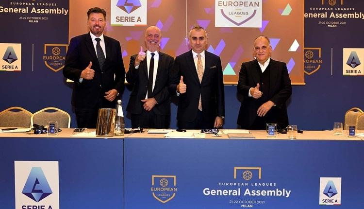 Avrupa Ligler Birliği Genel Kurulu, İstanbul'da düzenlenecek