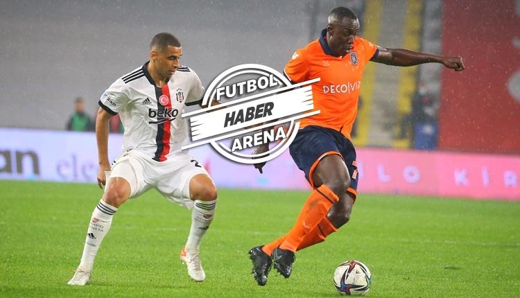Başakşehir 3-2 Beşiktaş maç özeti ve golleri (İZLE)