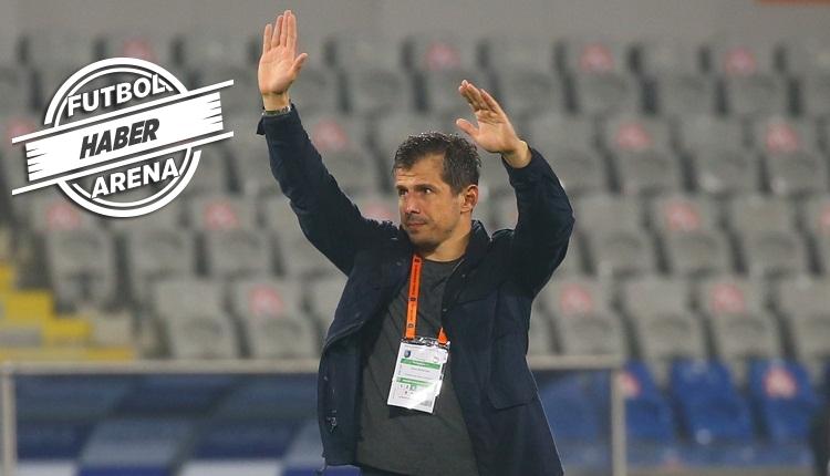 Başakşehir cephesinden Beşiktaş sözleri: