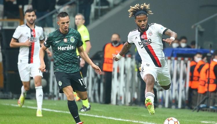 Beşiktaş 1-4 Sporting Lizbon maç özeti ve golleri (İZLE)