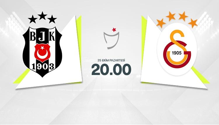 Beşiktaş - Galatasaray derbisi muhtemel 11'ler