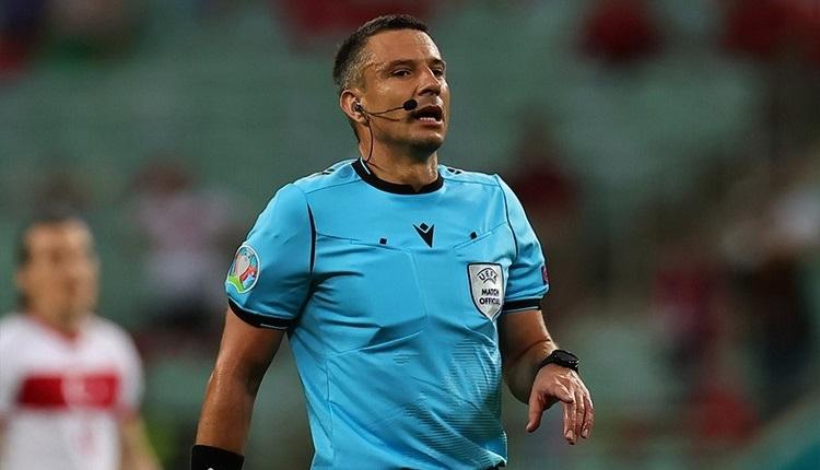 Beşiktaş - Sporting Lizbon maçına skandalların hakemi