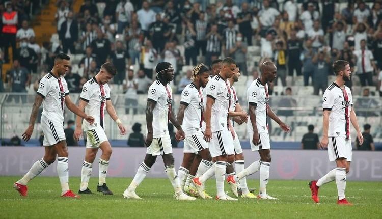 Beşiktaş'ın Avrupa karnesi! Son 15 maçta 2 galibiyet