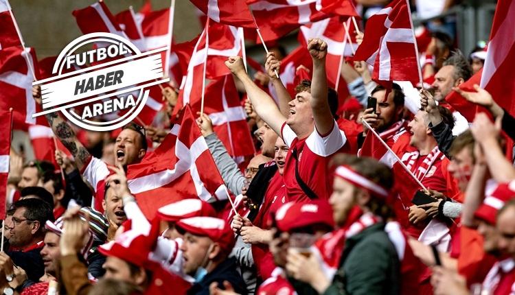Danimarka vizeyi aldı (Dünya Kupası'nı garantileyen ülkeler)