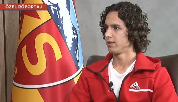 Emre Demir: 'Messi'yi örnek alıyorum'