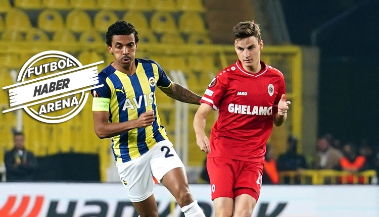 Fenerbahçe 2-2 Antwerp maç özeti ve golleri (İZLE)