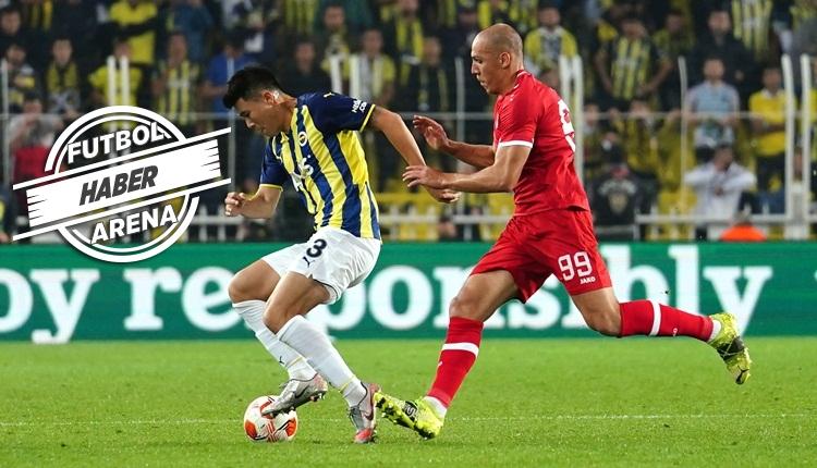 Fenerbahçe, Royal Antwerp ile puanları paylaştı (İZLE)