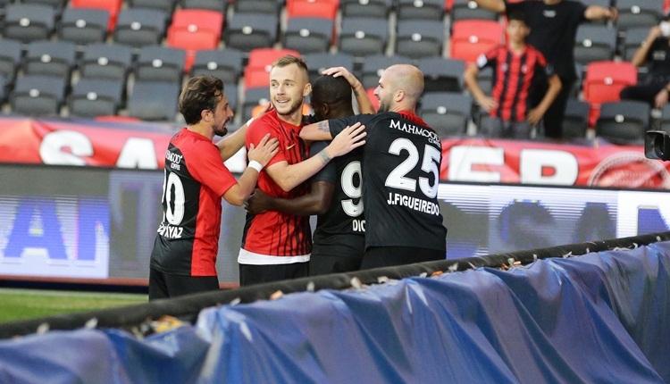 Gaziantep FK 4-1 Altay maç özeti ve golleri (İZLE)