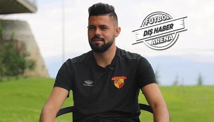 Göztepeli Laurency: 'Beşiktaş harika ve cesur bir takım'