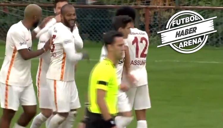 Hazırlık   Galatasaray 4-3 Tuzlaspor maç özeti ve golleri