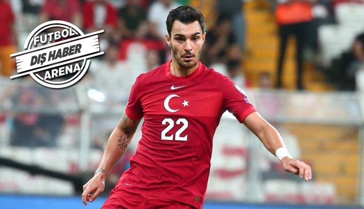 Kaan Ayhan'ın babasından Beşiktaş açıklaması