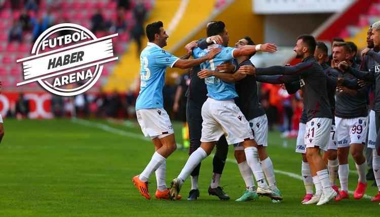 Kayserispor 1-2 Trabzonspor maç özeti ve golleri (İZLE)