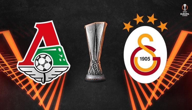 Lokomotiv Moskova - Galatasaray maçı saat kaçta, hangi kanalda?