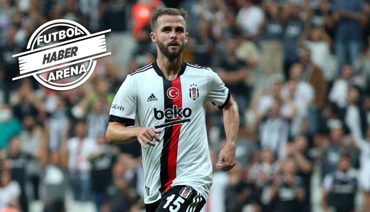 Pjanic'ten Sergen Yalçın ve Beşiktaş'a övgüler: 'Şüphe duymadım'