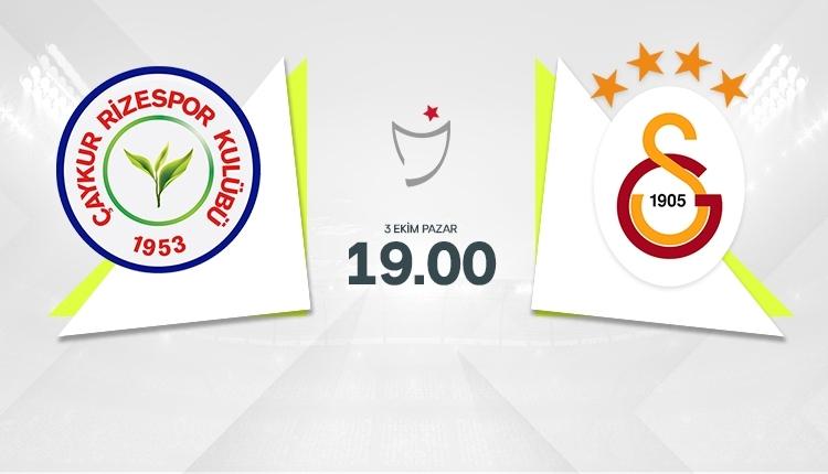 Rizespor-Galatasaray canlı izle, Rizespor-Galatasaray şifresiz İZLE (Rizespor-Galatasaray beIN Sports canlı ve şifresiz İZLE)